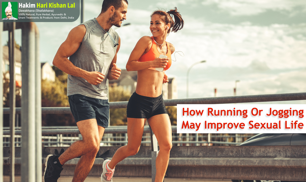 How Running Or Jogging May Improve Sexual Life