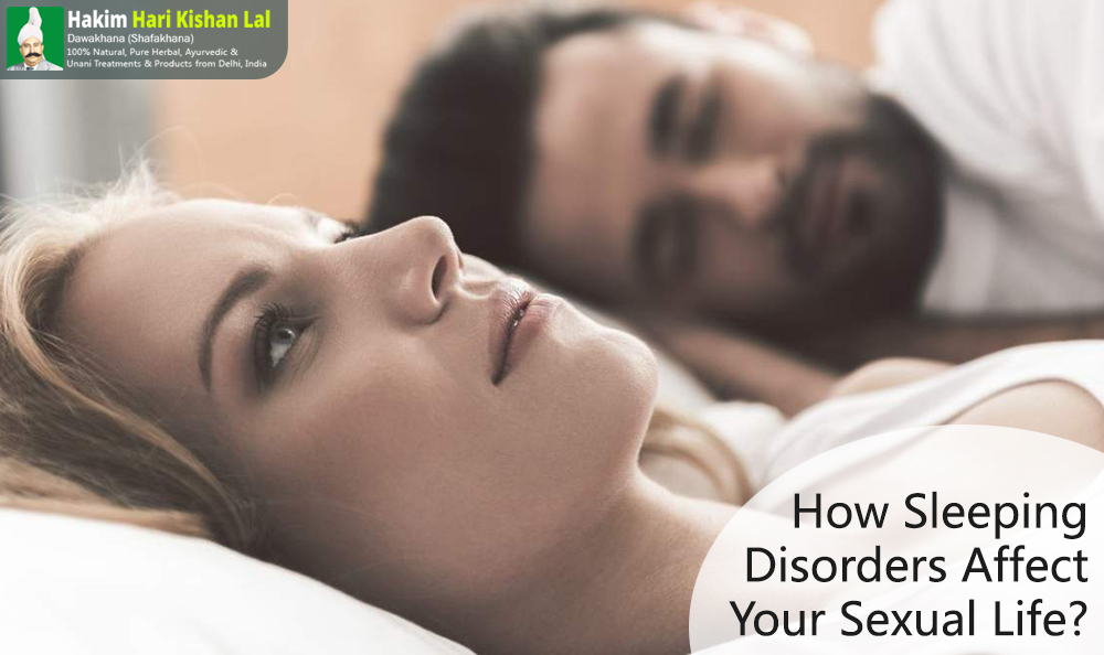 How Sleeping Disorders Affect Your Sexual Life