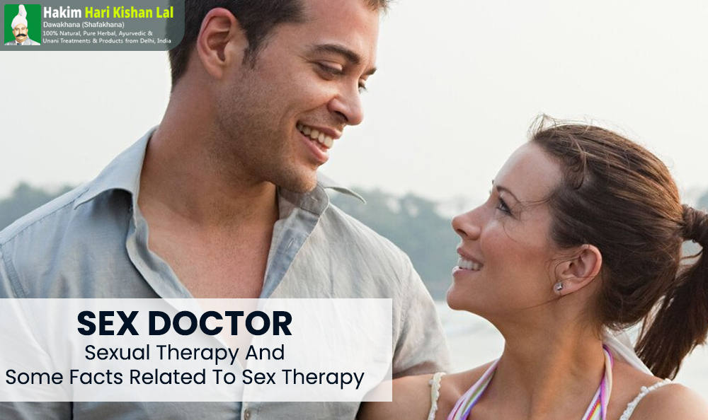 Sexual Therapy And Some Facts Related To Sex Therapy